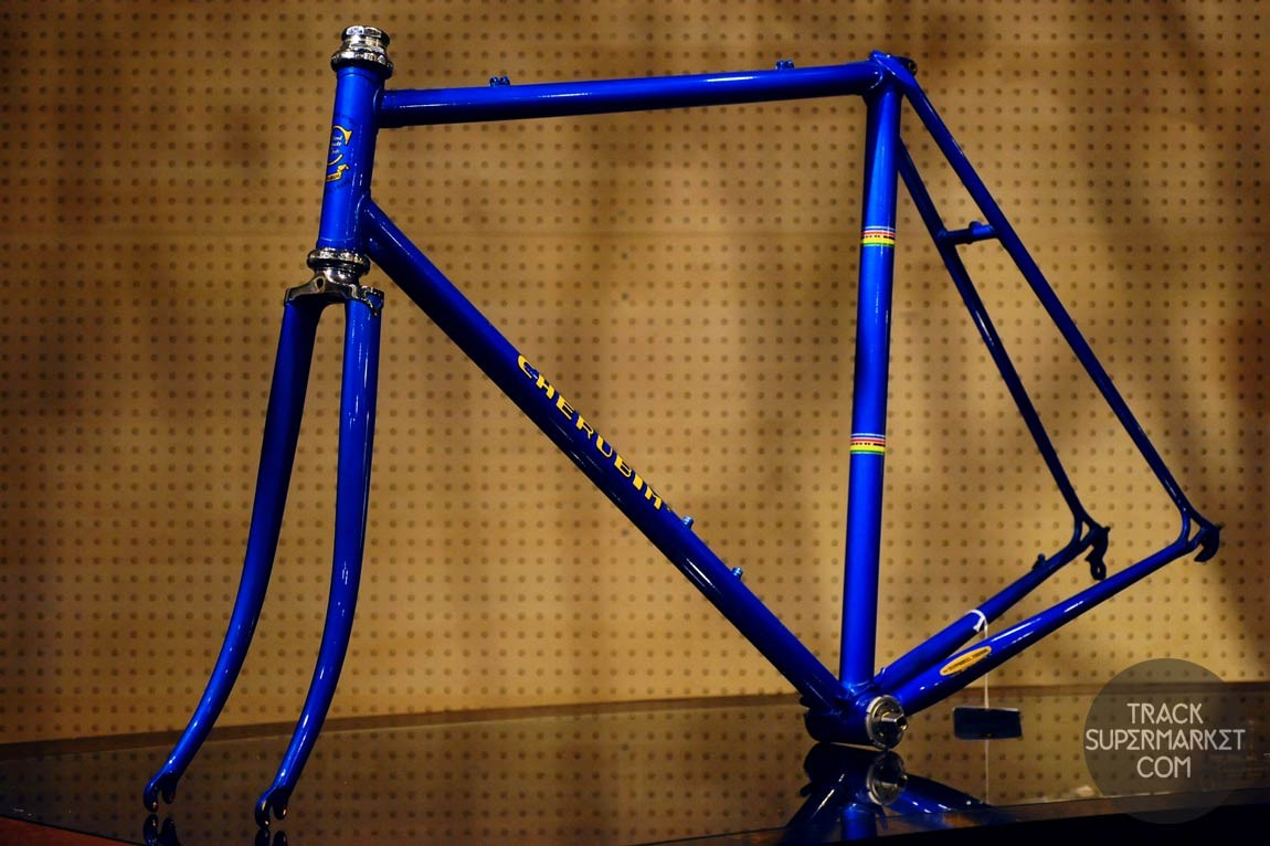 Cherubim - Blue - 56 CM - Road Frame