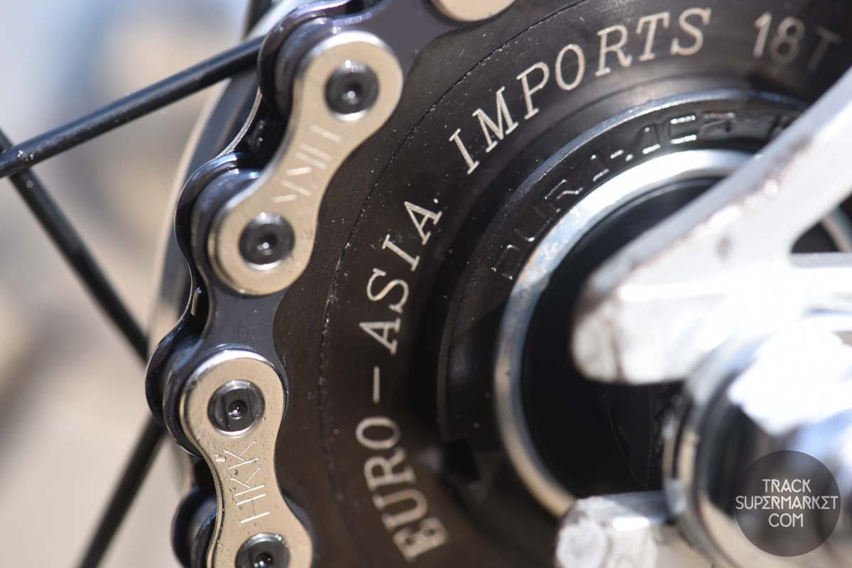 Euro Asia Imports Deluxe Track Cog