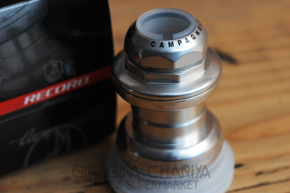 Campagnolo Record 1'' Track Headset - ITA 26.4/30.2mm