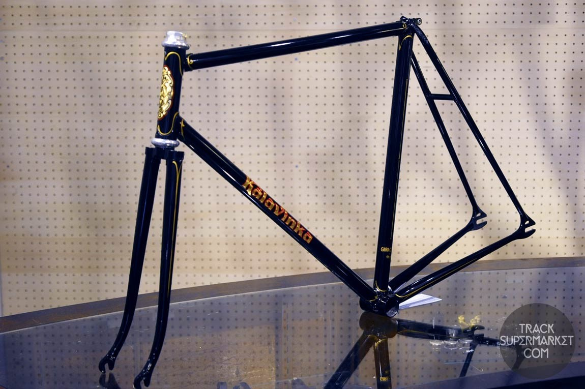 Kalavinka - Black - 54.5 - NJS Track Frame