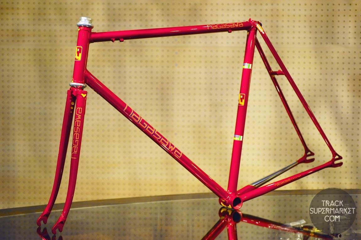 Nagasawa - Red - 55.5 CM - NJS Track frame