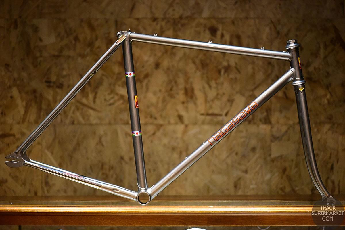 Nagasawa - Ibushi Silver - 50 cm - Track Frame
