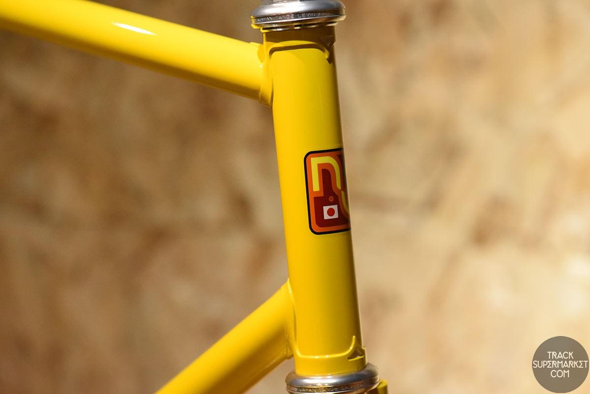 Nagasawa - Yellow - 56.5 cm - NJS Track Frame