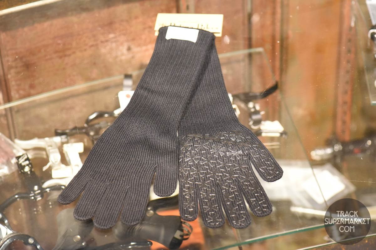 Patina Bikes Japan - Gunte Long Gloves - Black