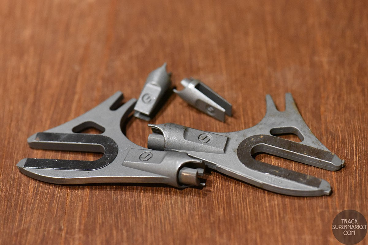 Samson Rear Dropouts + Joints (Pair)