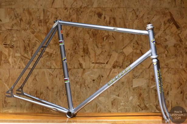 3Rensho - Light Blue - 56 cm - NJS Track Frame