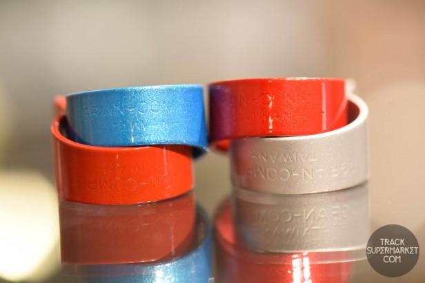 Dia Compe - Track Bike Brake Set - Custom Paint Bands