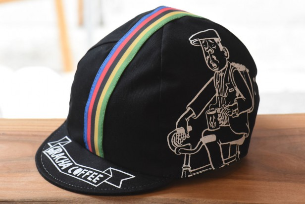 GiraCha Coffee x Esow Original Cycling Cap