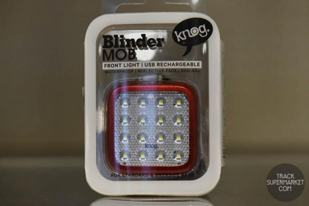 Knog - Blinder Mob - LED Front light