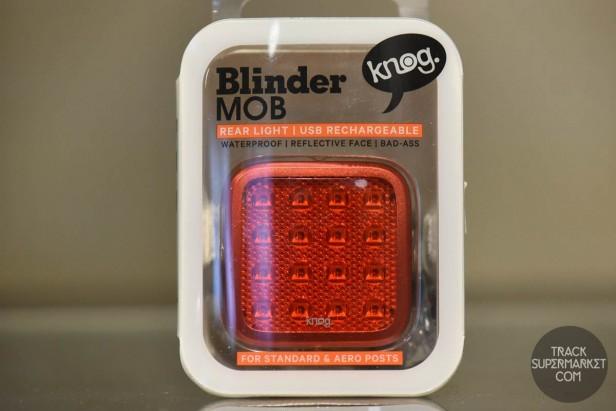 Knog - Blinder Mob - LED Rear light