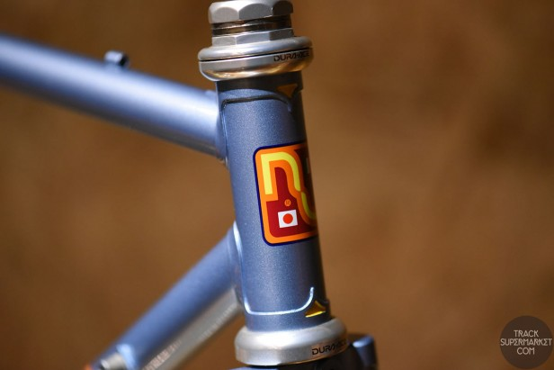 Nagasawa - Metallic Light Blue - 47 cm - Road Frame