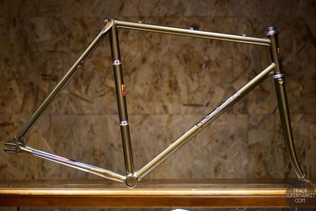 Nagasawa - Metallic Bronze - 53.5 cm - Track Frame