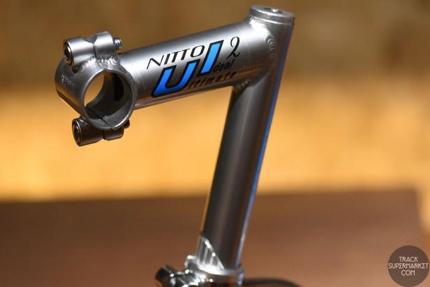 Nitto UI-2 Cromoly Quill Stem (26.0mm Clamp Diameter)