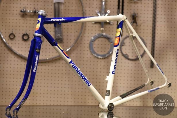 Panasonic - Team colors - 49CM - Road Frame