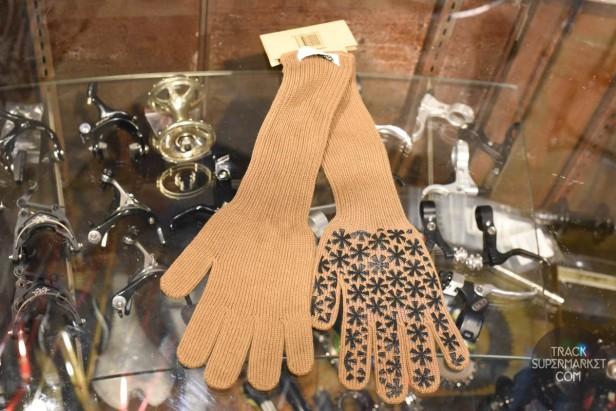 Patina Bikes Japan - Gunte Long Gloves - Brown