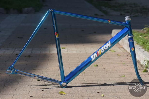 Samson Custom Shop - Frame Order