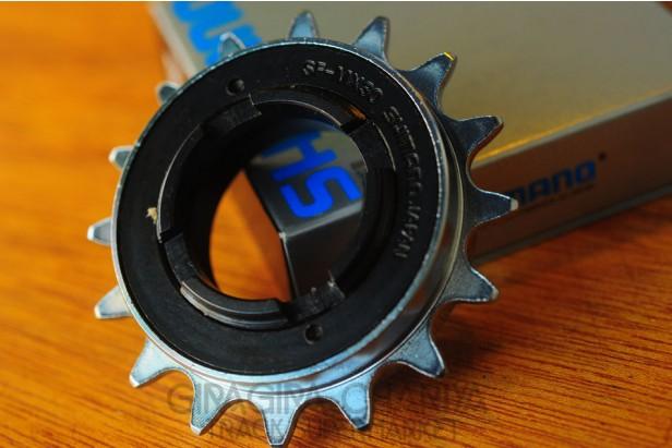 Shimano MX30 Freewheel/Single-Speed Sprocket
