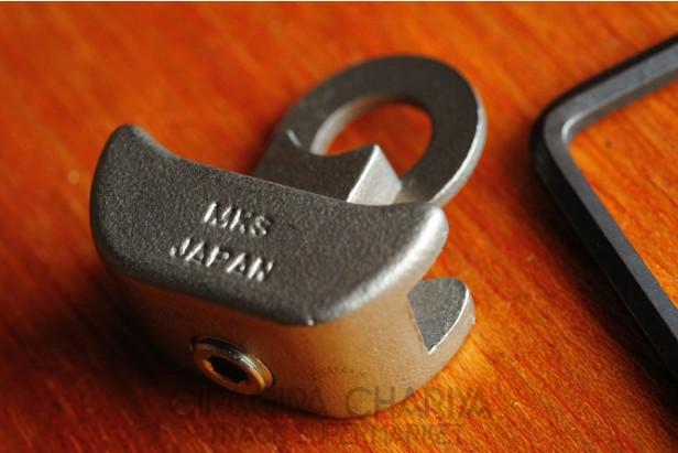 MKS chain tensioner for aluminium frames - CA-MX10