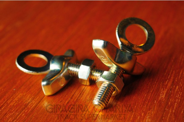 Kinugawa chain tensioners - pair (NJS certified)