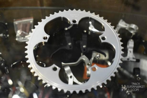Sugino 75 Track Racing Chainring (NJS)