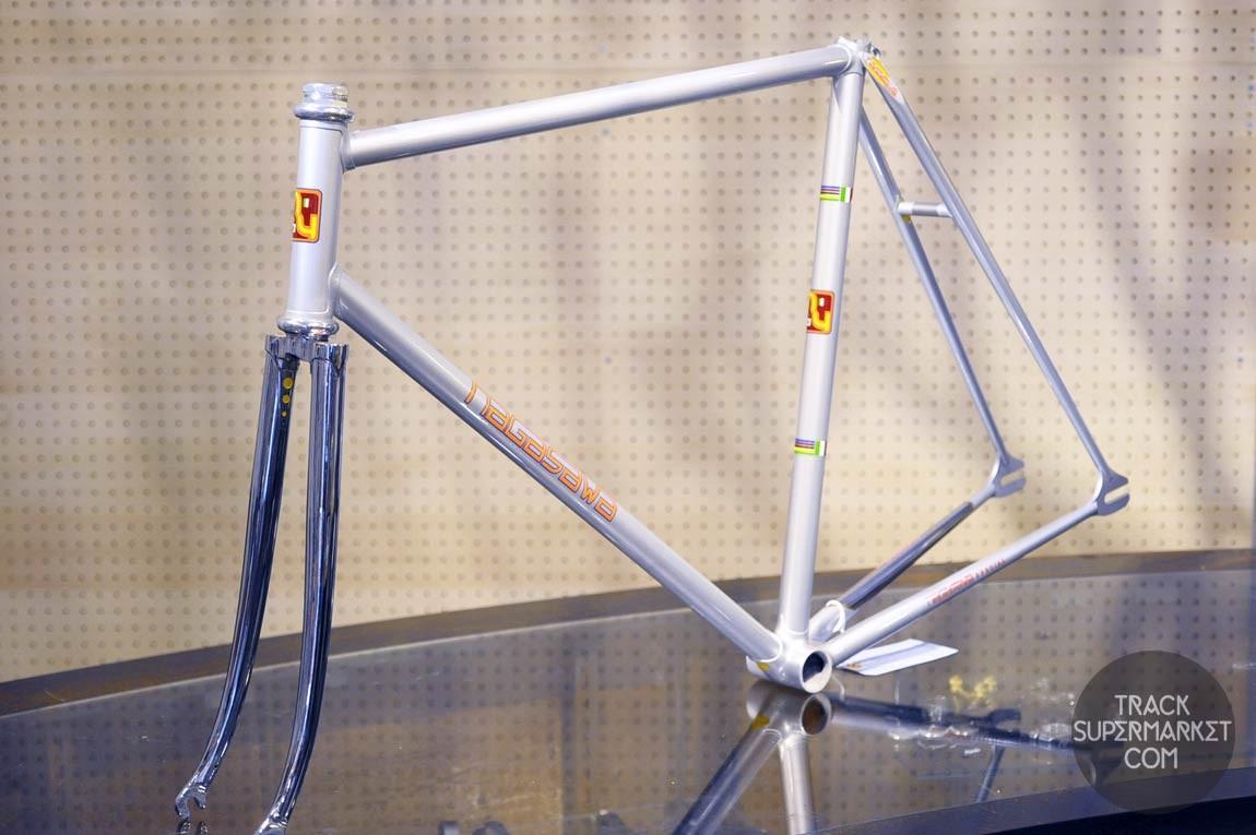 Silver 55 5 Cm Njs Track Frame