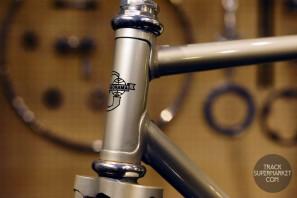 georama njs keirin track bike frame