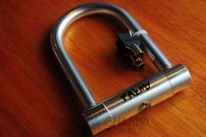 Palmy U-Lock - Silver