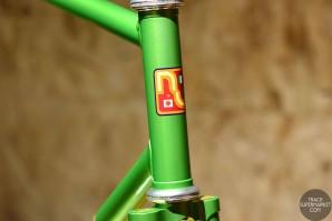 Nagasawa - Green Metallic - 55 CM - NJS Track frame