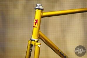 Nagasawa - Gold - 53.5 CM - NJS Track frame