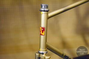 Nagasawa - Champagne - 60 CM - NJS Track frame