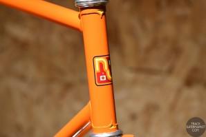 Nagasawa - Orange - 56.5 CM - NJS Track frame
