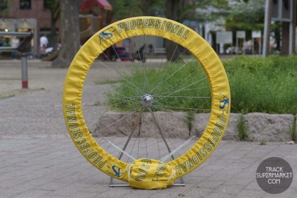 A.S. Professional Keirin Wheel Covers