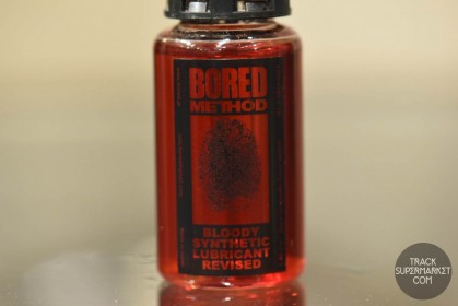 Bored Oil - Bloody Synthetic Lube