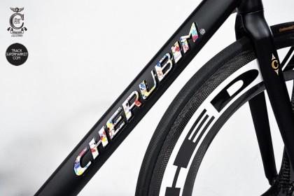 Cherubim Jet - Columbus Aluminum Track Frame (Pre-Order)