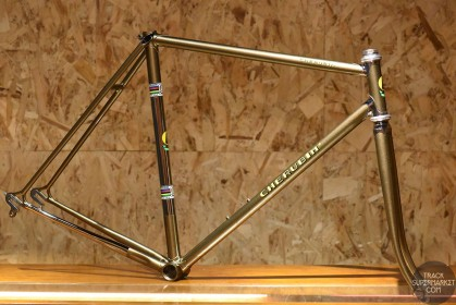 Cherubim - Brown - 54 CM - Road Frame Set