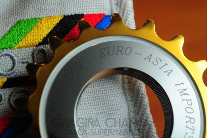 Euro-Asia Imports - Gold Medal Pro - Track Cog 12T-18T