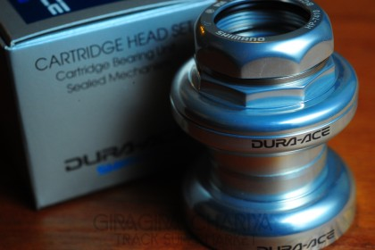 Shimano Dura Ace HP-7410 Sealed Bearing Track Headset (JIS or ITA)