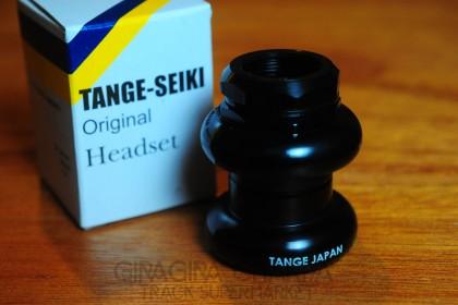 Tange DX Track Bike Headset - Black