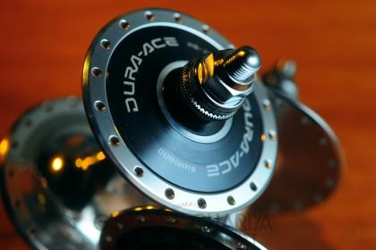 Shimano Dura Ace HB-7600 Track Hubs 36H NJS