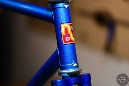 Nagasawa - Metallic Blue - 51 cm - Track Frame