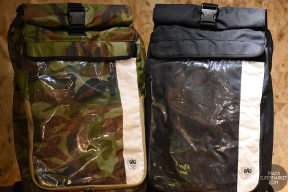 SAGLiFE Air Force 2 Roll Top Backpack