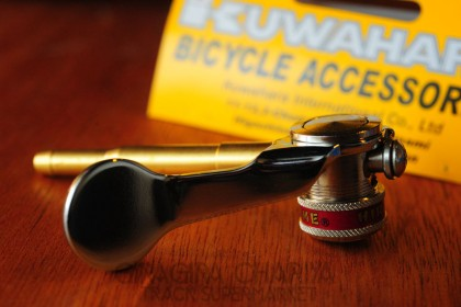 Hirame / Kuwahara pump head / (Presta) adapter + Replacement seal 3 pack