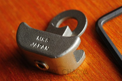 MKS chain tensioner for aluminium frames - CA-MX10