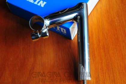 Nitto Jaguar Craft 2 Badged Stem