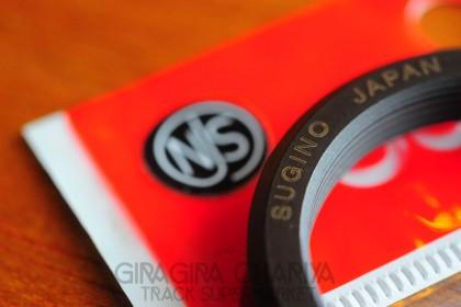Sugino Gigas Track 12t Cog Lockring (NJS)