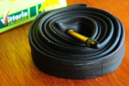 Vittoria Ultralite Racing Inner Tube - 650c