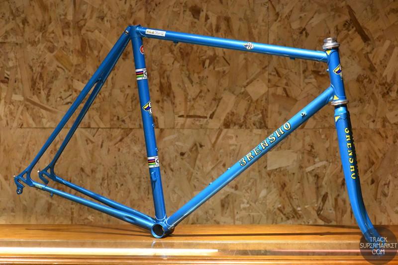 3Rensho - Takizawa Blue - 54.5 CM - Road Frame Set