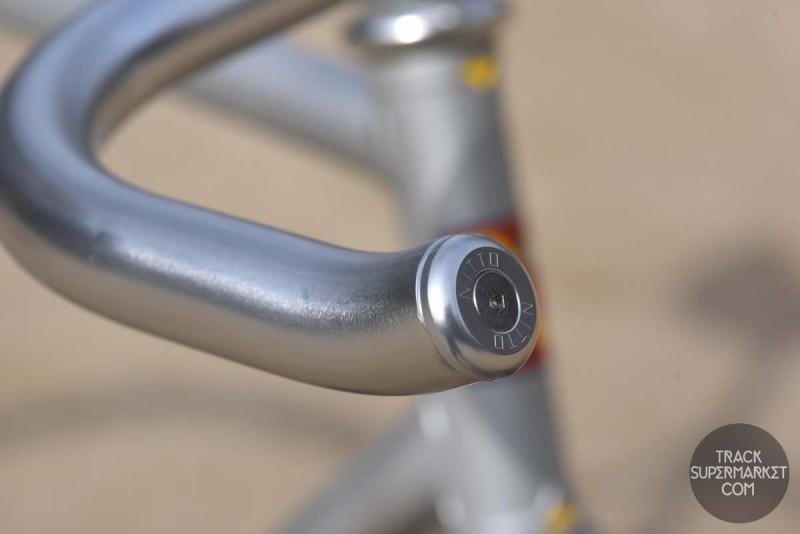 Nitto Aluminium Handle Bar End Caps