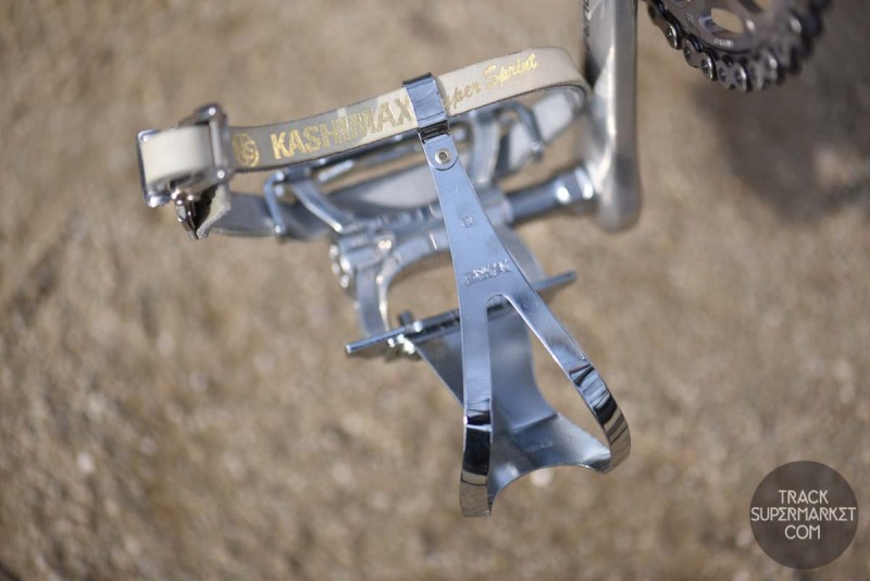 Keirin Pro NJS Pedal Package