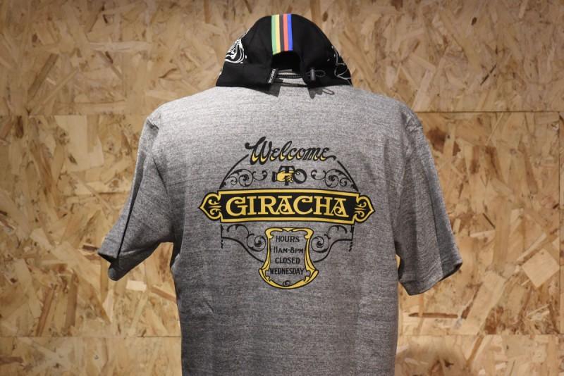 GiraCha x Grimb Pocket T-Shirt